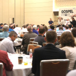 Panelists discuss theological disagreements while agreeing on evangelism need