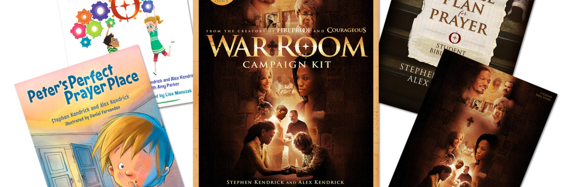 LifeWay partners with Kendrick brothers on 'War Room' resources