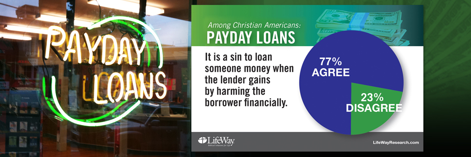The Bible and Personal Loan Debt