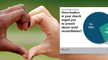 Pastors choose sermons, personal touch to address matters of race